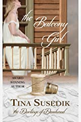 The Balcony Girl: The Darlings of Deadwood Kindle Edition