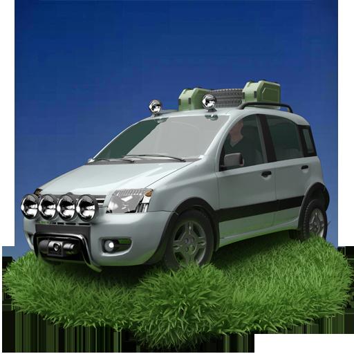 Island Escape offroad car simulator