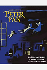 Walt Disney's Peter Pan: Illustrated by Mary Blair (Walt Disney Classics) Paperback
