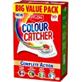 Colour Catcher Complete Action+ Laundry Sheets, Helps to Prevent Colour Run and Protects Brightness – 50 Sheets