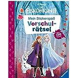 Mein Stickerspaß Disney Die Eiskönigin 2: Vorschulrätsel: Über 100 Sticker