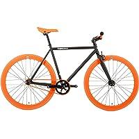 FabricBike - Original Collection, Hi-Ten Stahl, Fahrrad Fixed Gear, Single Speed, Urban Commuter, 8 Farben und 3 Größen…