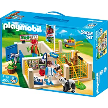 Playmobil 5529 City Life Vet Clinic Amazon Toys Games