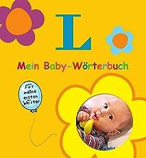 Mein Baby-Wörterbuch: Für meine ersten Wörter