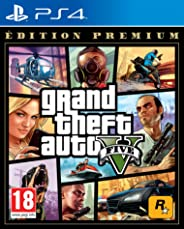 Grand Theft Auto 5 (GTA V) - Premium Edition, (French) PS4 (PS4)