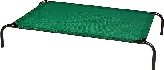 AmazonBasics Elevated Cooling Pet Bed (Large)