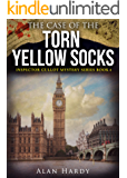 The Case Of The Torn Yellow Socks: Inspector Cullot Mystery Series Book 4 (English Edition)