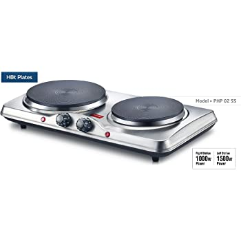 Prestige Hot Plates Electric Stove PHP02SS