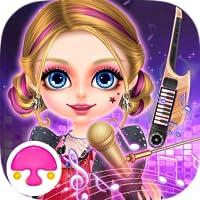 Rock Girl's Salon: Girl Game