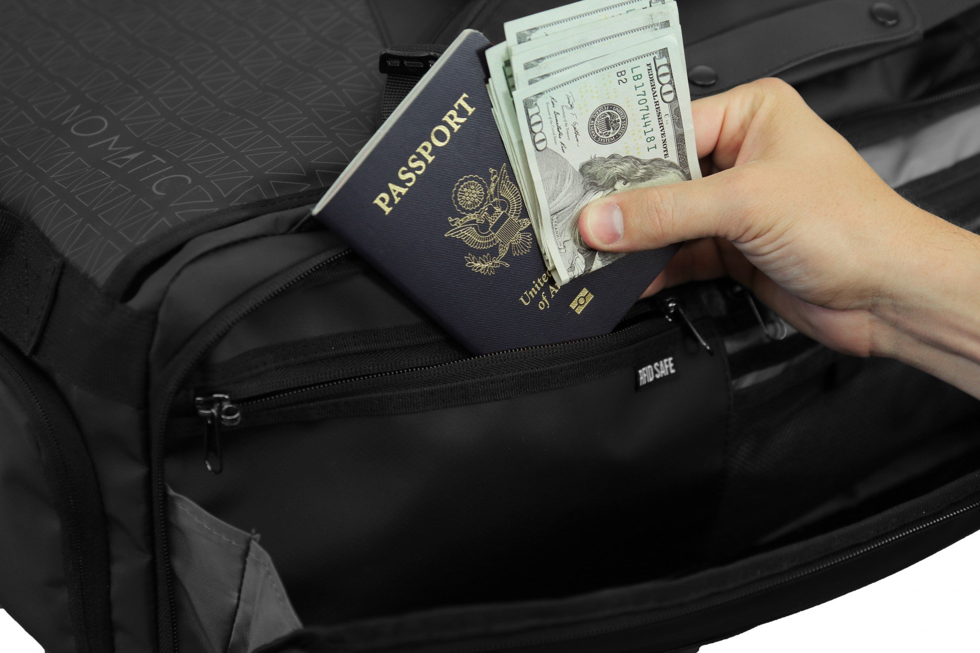 NOMATIC-40L-Travel-Bag-Rucksack-Reisetasche-Backpack