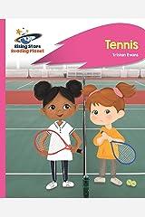 Reading Planet - Tennis - Pink C: Rocket Phonics (Rising Stars Reading Planet) Kindle Edition