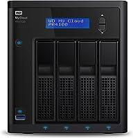 ذاكرة تخزين بي ار 4100 من ويسترن ديجيتال سلسلة ماي كلاود برو سعة 40 تيرا