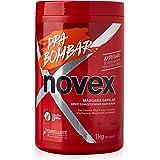 Novex - Pra Bombar Maschera -Trattamento Acceleratore per Crescita Veloce Capelli - Con Vitamina A e B5 e Proteine del Siero