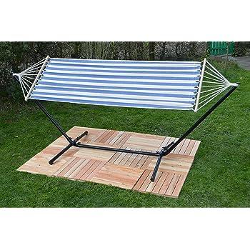 goodview coton hamac avec hamac 250 cm pour balcon terrasse et jardin intrieur - Hamac Exterieur