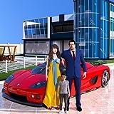 Jeux familiaux et virtuels: L'aventure familiale des milliardaires (histoires de copines virtuelles)