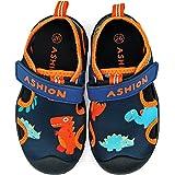 Zapatos de Playa y Piscina Niña Zapatillas de Ducha Niño Zapatos de Agua Escarpines Deportes Acuáticos Unisex-Niños