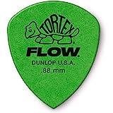 Dunlop 558P088 Médiators Tortex Flow Standard 0,88mm sachet de 12