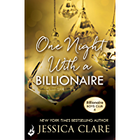 One Night With A Billionaire: Billionaire Boys Club 6 (English Edition)