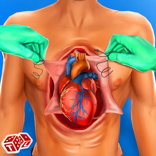 Er Behandlung (Herzchirurgie-Spiel - ER Notarzt)