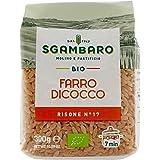 Sgambaro Risone N.17, Farro Dicocco, 300 Grammo