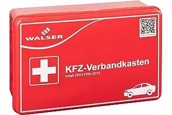 Walser 44263 KFZ Verbandskasten, Rot
