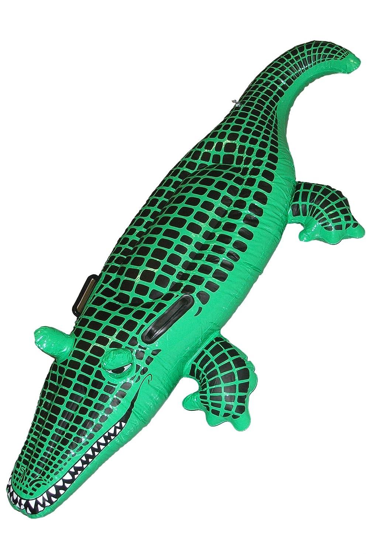 Delightful Smiffyu0027s 140 Cm Crocodile Inflatable: Smiffys: Amazon.co.uk: Toys U0026 Games