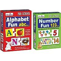 Creative Educational Aids P. Ltd. Alphabet & Number Fun