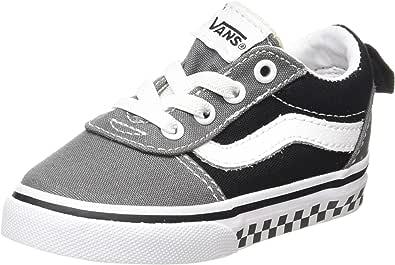 Vans Ward Slip-on Canvas, Sneaker Unisex-Bimbi 0-24