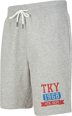 Tokyo Laundry Mens Beaverton Jogger Bottoms Gym Sports Jogging Sweat Shorts