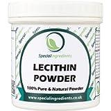 Special Ingredients Lecithin Powder 100g Premium Quality