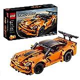 LEGO Technic 42093 Chevrolet Corvette ZR1, Modello 2 in 1 Eccellenza Ingegneristica da Costruire ed Esporre, Set di…