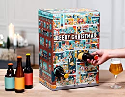Calendrier de l'avent - 24 bières - Beery Christmas
