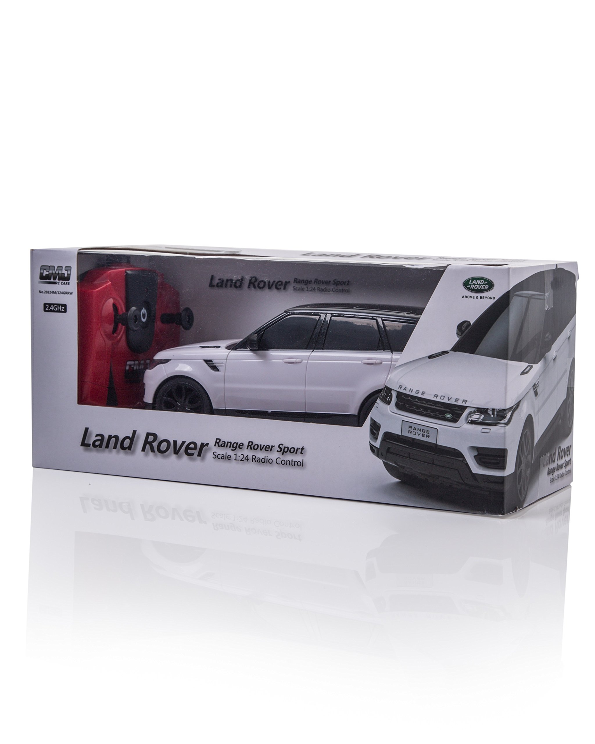 Range Rover Sport Official Licensed Remote Control Car For Kids With Snap Circuits Rc Click
