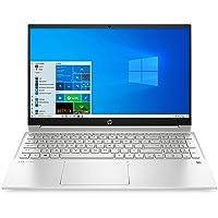 HP Pavilion 15-eh1254ng (15,6 Zoll / FHD) Laptop (AMD Ryzen 5 5500U, 8GB DDR4 RAM, 512GB SSD, AMD Radeon Grafik, Windows…