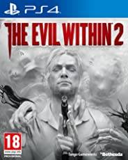 Evil Within 2 Video Game (PS4)