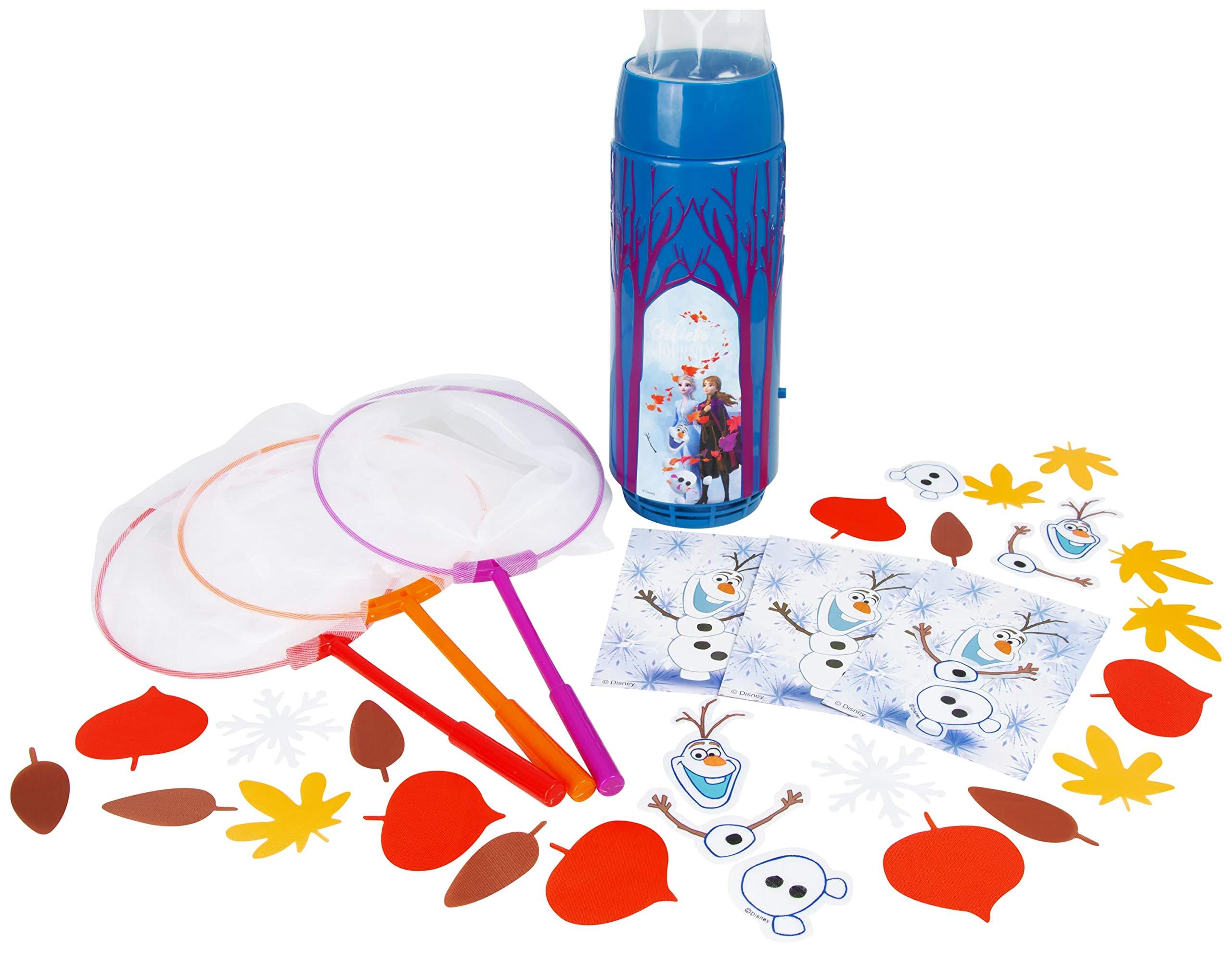 Disney-Frozen-Geblse-Spielzeug-Magische-Wervelwind-Indoor-Spiele-aus-die-Eiskonigin-mit-Anna-ELSA-und-Olaf-Interaktives-Spielzeug-fr-Kinder-Geschenke-ab-4-Jahren-Frozen-Fanartikel