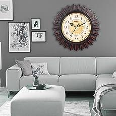 Efinito Gifts Designer Round Wall Clock