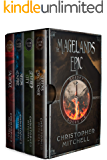 The Magelands Epic (Books 1-4) An epic fantasy boxed set