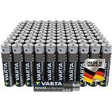Varta Power On Demand AAA Micro Batterijen (Verpakking Met 100 Stuks - Smart, Flexibel En Krachtig, Smart Home-Apparaten Of Z