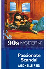 Passionate Scandal (Mills & Boon Vintage 90s Modern) Kindle Edition