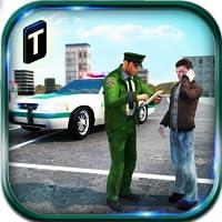 Border Police Adventure Sim 3D