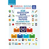 Oswaal ICSE Question Bank Chapterwise & Topicwise Solved Papers, Class-10, English Paper - 2 (Literature) (For 2021 Exam)