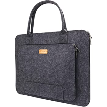 MojiDecor Notebooktasche 15-15.6 Zoll Wasserdichte Laptoptasche Laptoph/ülle Sto/ßfest Laptop Schutztasche Handtasche Umh/ängetasche Stilvolle Aktentasche f/ür Acer// Asus// Dell// Lenovo// HP// Samsung