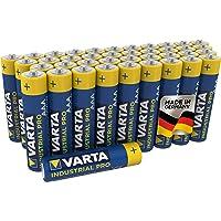 Varta - 80411286501 - Piles alcalines Industrial AAA Micro  LR03 - pack de 40