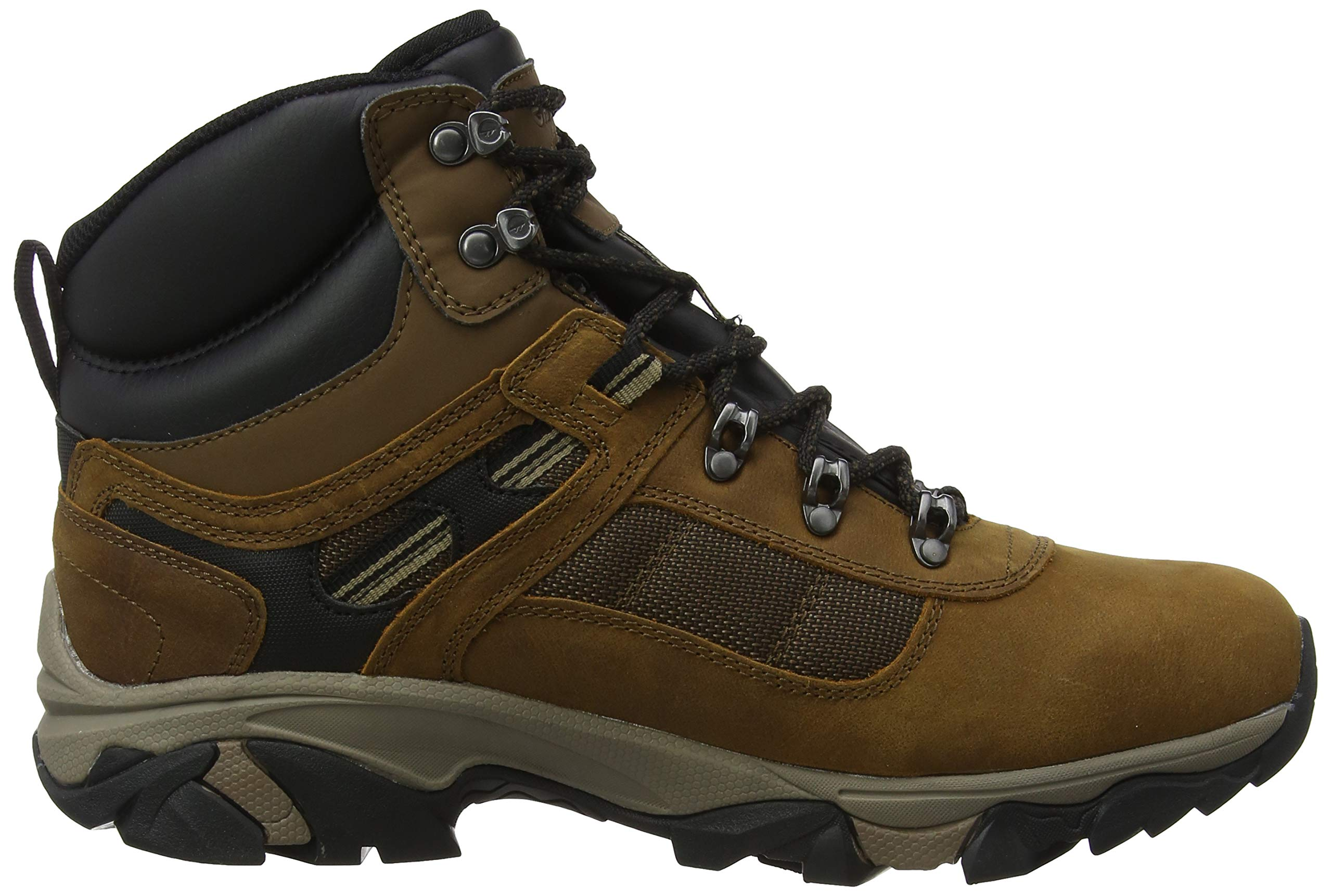 Hi-Tec Men's Ravus Quest Lux Mid Wp High Rise Hiking Boots 6