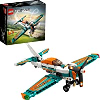 LEGO 42117 Technic Avion de Course Avion à réaction 2 en 1 Jeu de Construction pour Les Enfants de 7 Ans