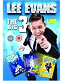 Lee Evans: The Big 3 Live [DVD]