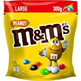 M&M Peanut Candy | M&M's | Maní grande | Peso total 300 gramos