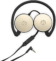 HP Stereo Headset H2800 3, 5mm Black/Silk Gold (2AP94AA)