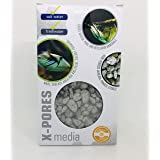 Aquatic Remedies AQUATIC REMEDIES Ark Aquatics X-Pores Natural Filter Media for Marine and Fresh Water Aquariums